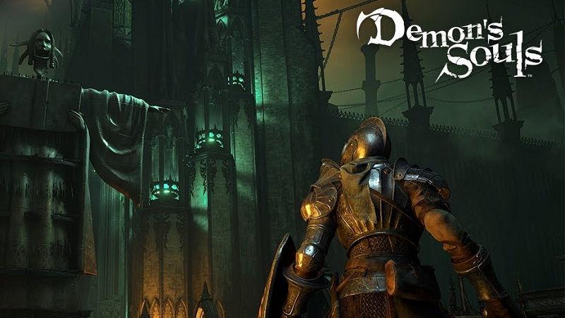 Трейлер к выходу ремейка Demon's Souls на PS5