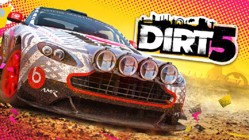 Трейлер DIRT 5 для PS5 — Геймплей и DualSense