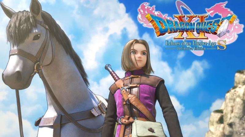 В PlayStation Store появилась демо-версия Dragon Quest XI S: Echoes of an Elusive Age — Definitive Edition