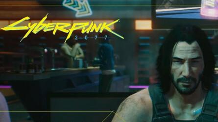 Джонни Сильверхенд в новом трейлере Cyberpunk 2077