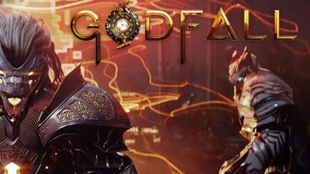 Трейлер к выходу Godfall на PS5