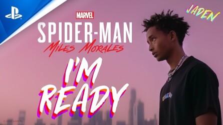 Клип «I'm Ready» из саундтрека Spider-Man: Miles Morales от Джейдена Смита