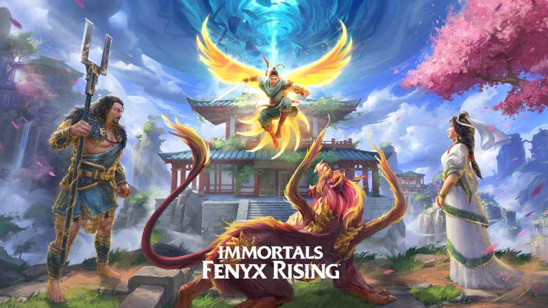 Трейлер первого сюжетного дополнения Immortals Fenyx Rising
