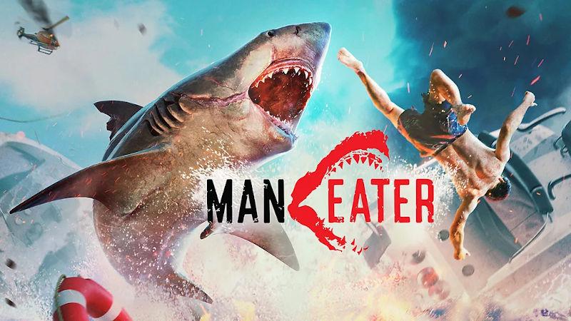 Maneater перебирается на PS5