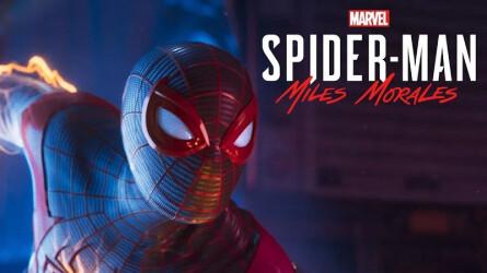Кинематографический ТВ-ролик Marvel's Spider-Man: Miles Morales