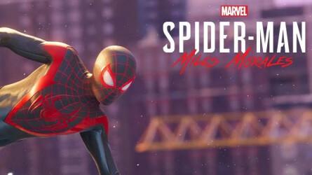 Релизый трейлер Marvel's Spider-Man: Miles Morales