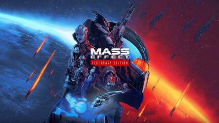 Новый трейлер сборника ремастеров Mass Effect Legendary Edition