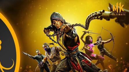 Трейлер к выходу Ультимативного издания Mortal Kombat 11
