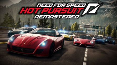 Трейлер к выходу Need for Speed Hot Pursuit Remastered на PlayStation 4