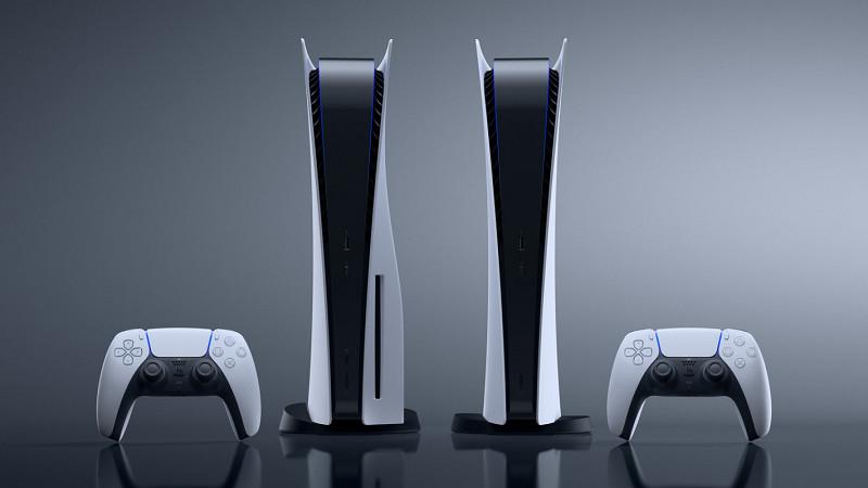 «1C Интерес» разыгрывает право покупки PlayStation 5