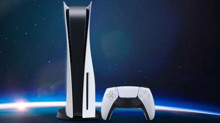 Браузер в PlayStation 5 есть, но с ограниченными возможностями