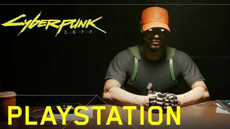 Почти 7 минут геймплея PlayStation-версии Cyberpunk 2077