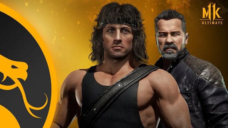 Рэмбо против Терминатора в новом трейлере Mortal Kombat 11 Ultimate