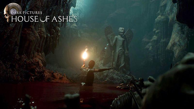Хоррор The Dark Pictures Anthology: House of Ashes анонсирован для PS4 и PS5