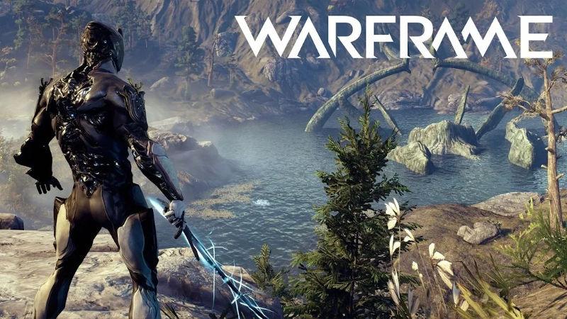 Как Warframe будет выглядеть на PlayStation 5