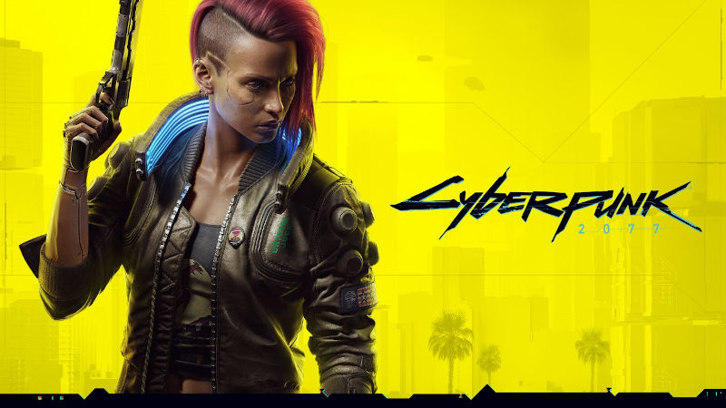 Трейлер к выходу Cyberpunk 2077