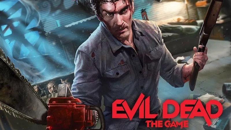 Многопользовательский экшен Evil Dead: The Game анонсирован для PS5 и PS4