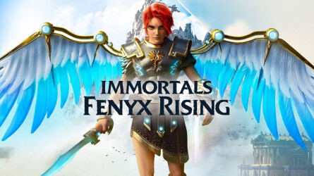Предложение недели в PS Store — Скидка 50% на Immortals Fenyx Rising для PS4 и PS5