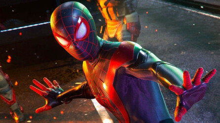 Просто факты о новом Человеке-Пауке из Marvel's Spider-Man: Miles Morales