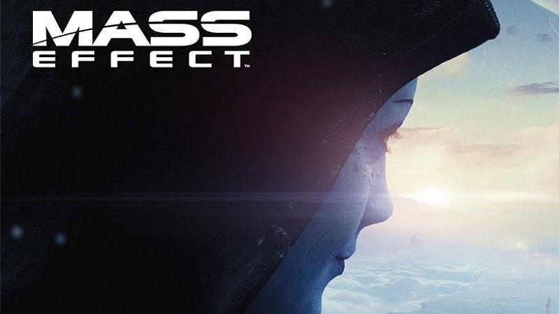 Новая часть Mass Effect анонсирована
