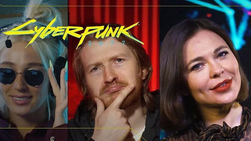 В российской озвучке Cyberpunk 2077 участвовал Александр Гудков, Данила Поперечный, Элджей и Настя Ивлеева