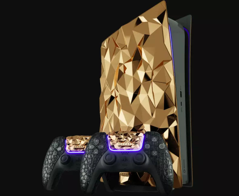 PlayStation 5 от Caviar