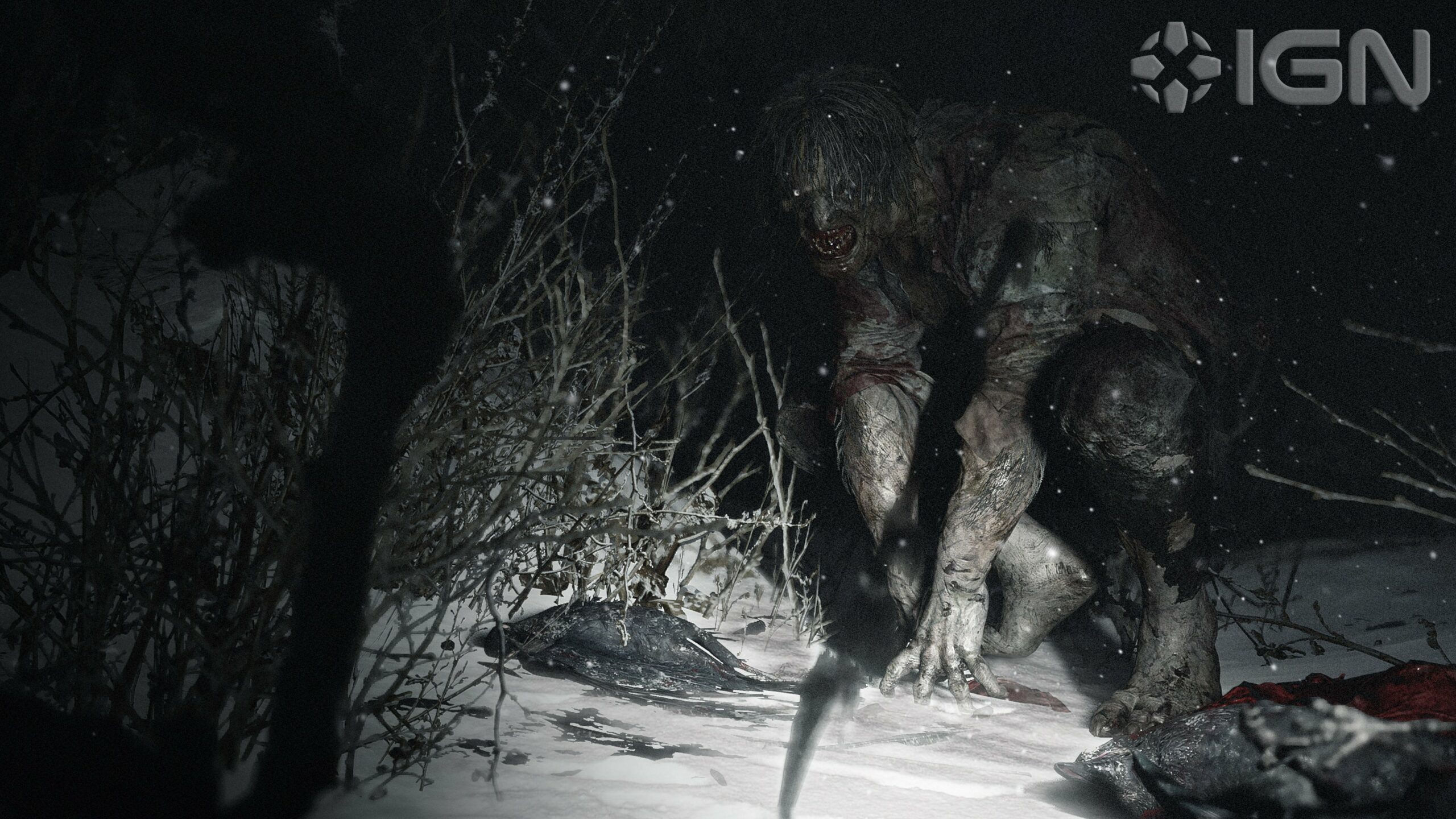 Скриншоты Resident Evil Village