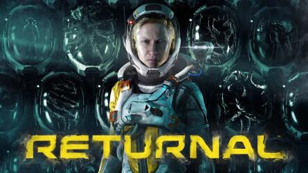 Видео игрового процесса Returnal