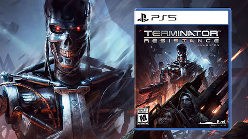 Terminator: Resistance Enhanced готовится к выходу на PlayStation 5