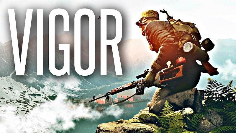 Симулятор выживания Vigor вышел на PS4 и PS5
