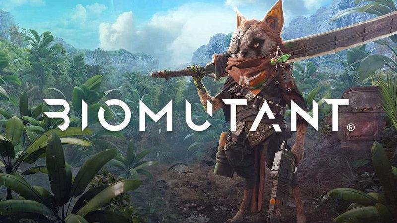 Дата выхода экшена Biomutant на PlayStation 4