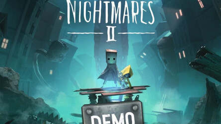 В PlayStation Store появилось демо Little Nightmares II