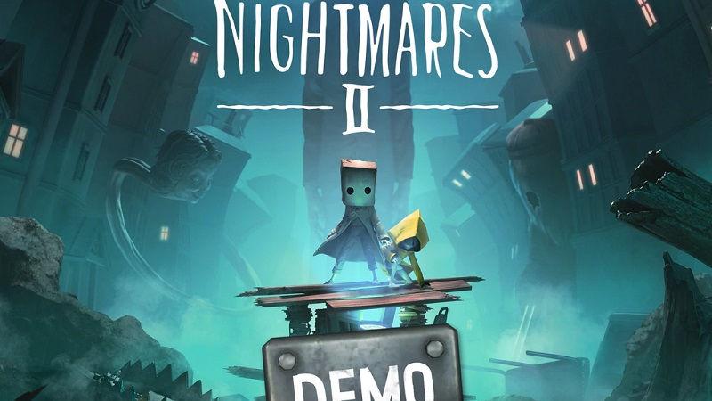 В PlayStation Store появилось демо Little Nightmares II