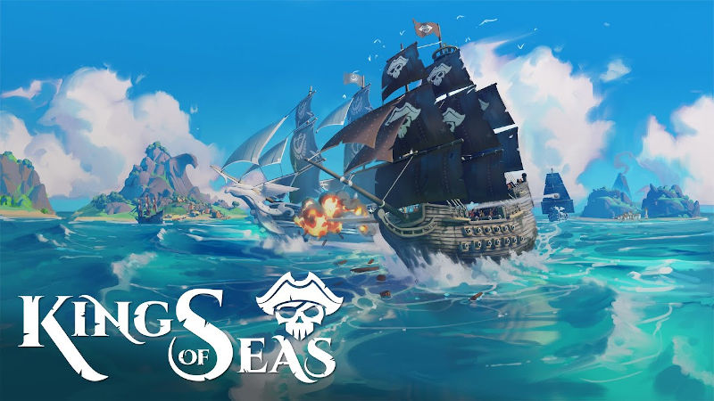 Трейлер к выходу King of Seas на PS4