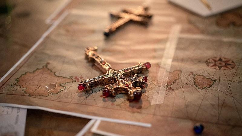 Фотографии со съемочной площадки экранизации Uncharted