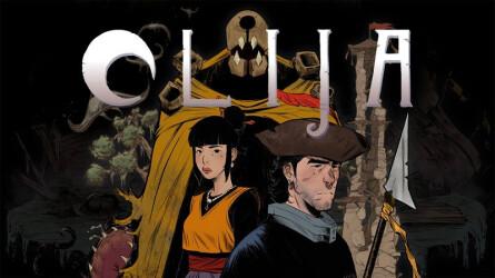 Трейлер к выходу Olija на PS4