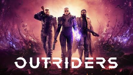 Трейлер Outriders — Нет пути назад