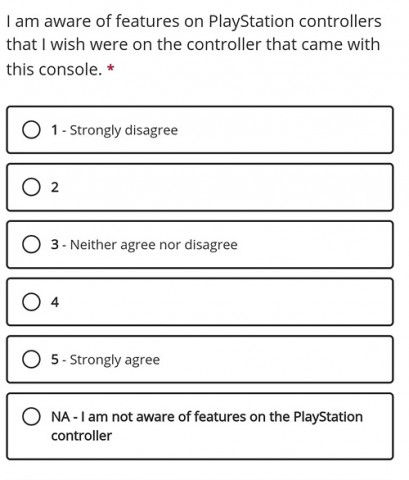 Опрос Microsoft пользователей Xbox Series X/S, хотят ли они геймпад c функциями DualSense