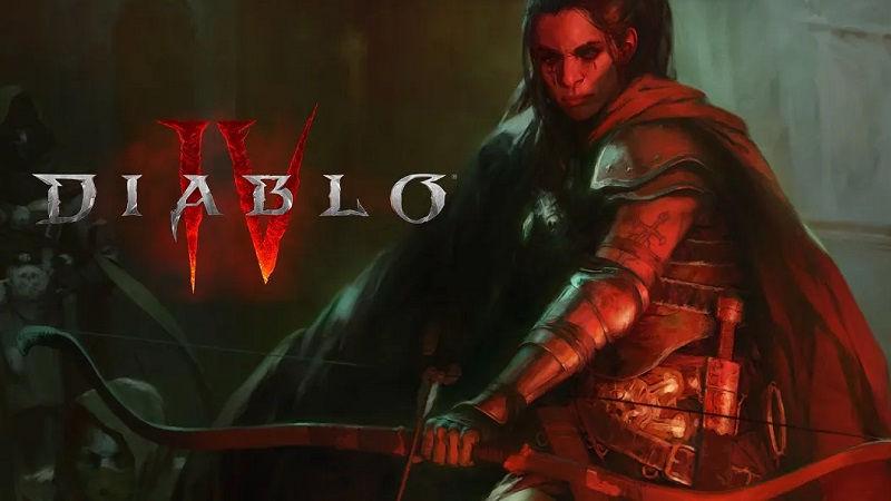 Новый геймпленый трейлер Diablo IV — Разбойница