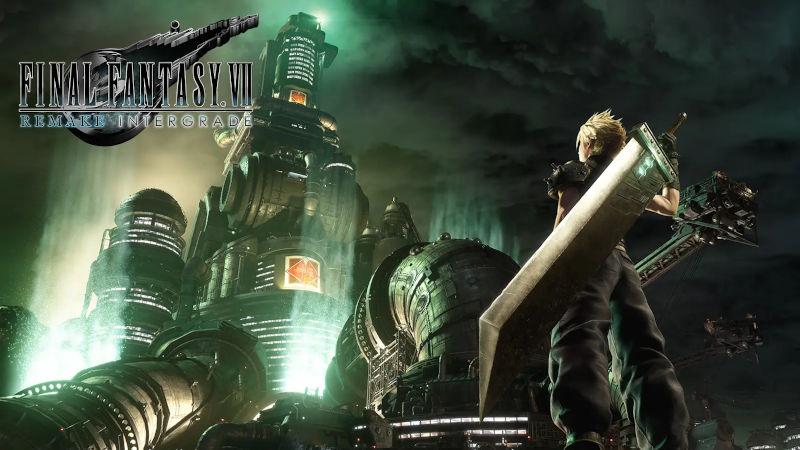 Final Fantasy VII Remake Intergrade в июне выходит на PS5