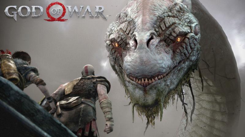God of War 2018 обновился до версии для PS5
