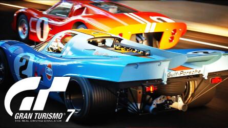 Выход Gran Turismo 7 перенесен на 2022 год