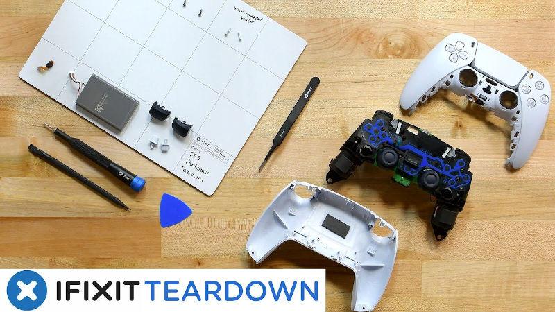 iFixit разобрались в причине «дрейфующих» стиков контроллера DualSense для PS5