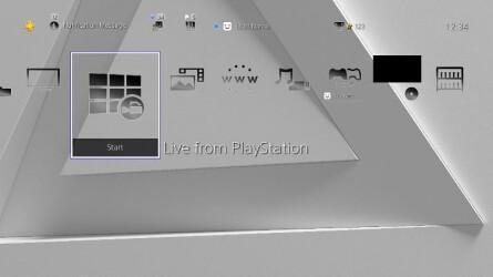 Получите бесплатную динамическую тему «Итоги 2020 года на PlayStation» для PS4