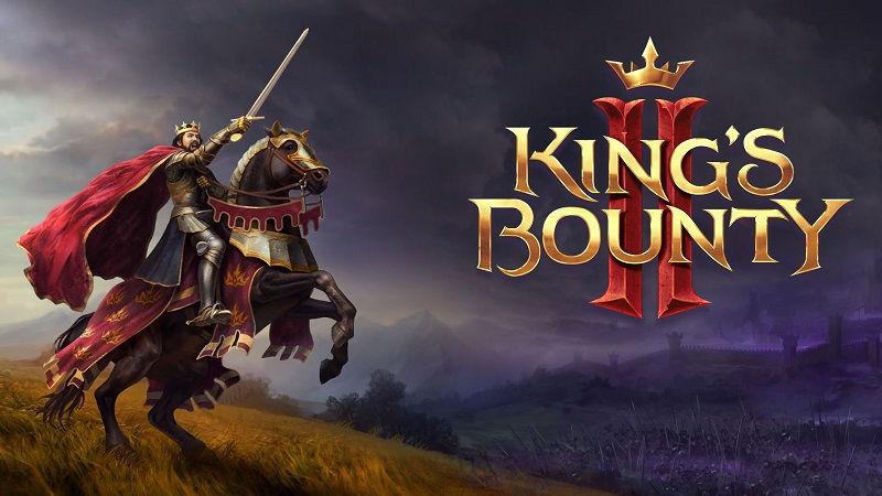 Новый трейлер и дата выхода King's Bounty II на PS4