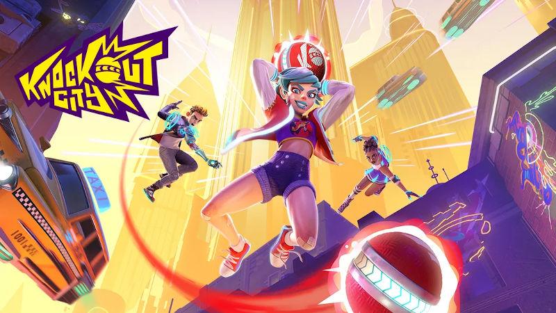 Knockout City — Новый онлайн-экшен от EA и Velan Studios
