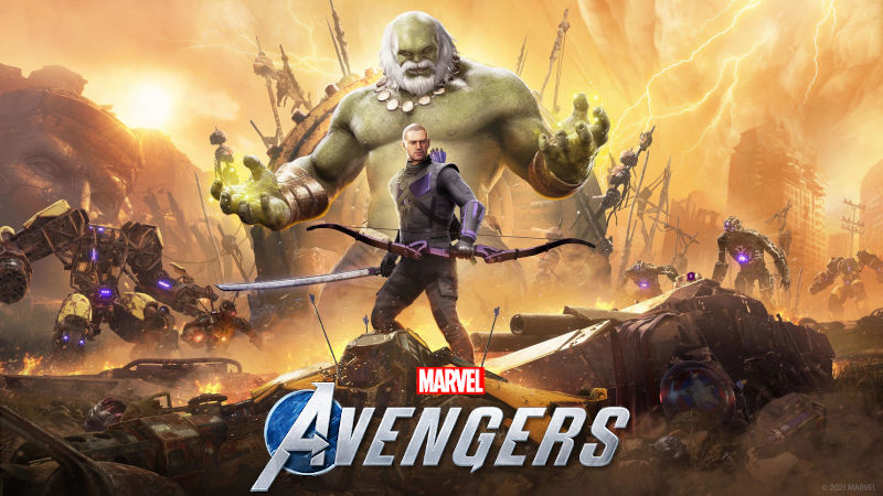 Дата выхода Marvel's Avengers на PS5