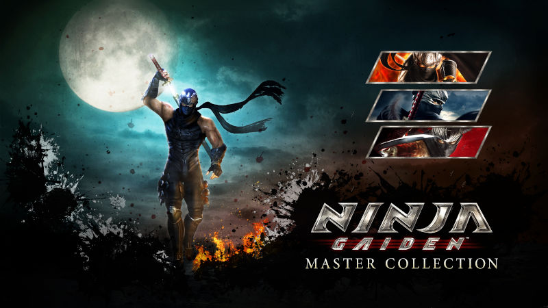 Ninja Gaiden: Master Collection в июне выйдет на PS4