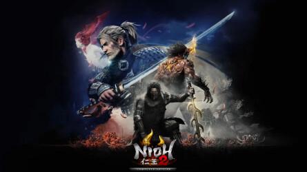 Nioh 2 Complete Edition завтра выходит на PS5 — Релизный трейлер