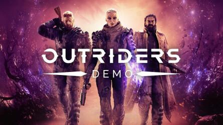 В PS Store появилась демо-версия кооперативного шутера Outriders
